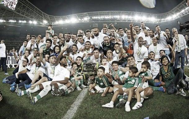 Contra todo pessimismo, Palmeiras reconstrói sua história