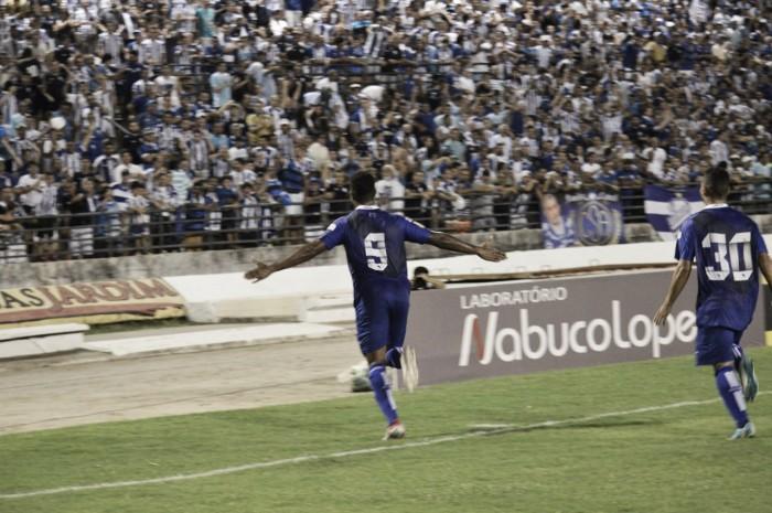 CSA goleia Murici com absoluta tranquilidade e conquista primeira vitória no Campeonato Alagoano