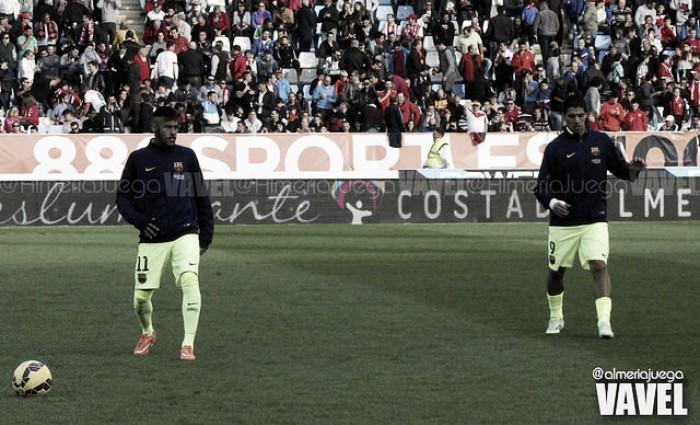 """Suárez garante 'admiração' de Neymar com Barça e abre o jogo: """"Não o vejo atuando no Real"""""""