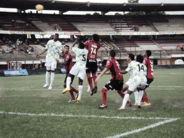 Historial: Boyacá Chicó - Cúcuta Deportivo
