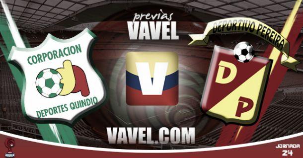 Deportes Quindío vs Deportivo Pereira: Clásico a punta de café