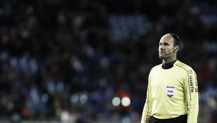 Mateu Lahoz para el domingo