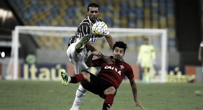 """Pierre lamenta empate, mas mantém sonho por Libertadores """"Ainda há chance"""""""