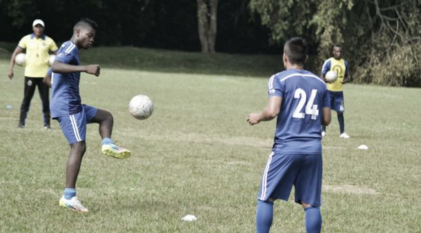 Depor FC adelanta sus labores de pretemporada