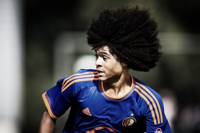 Manchester United after Dutch 'wonderkid' Chong