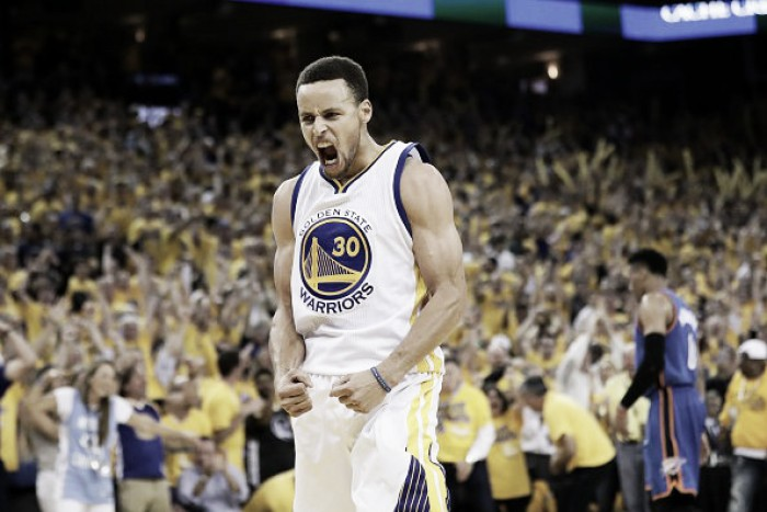 ¡Golden State Warriors, a la Final!