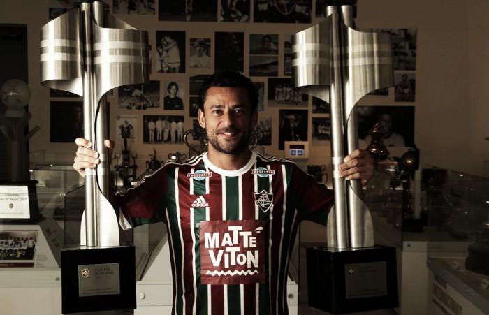 Relembre a trajetória de Fred em sete anos de Fluminense