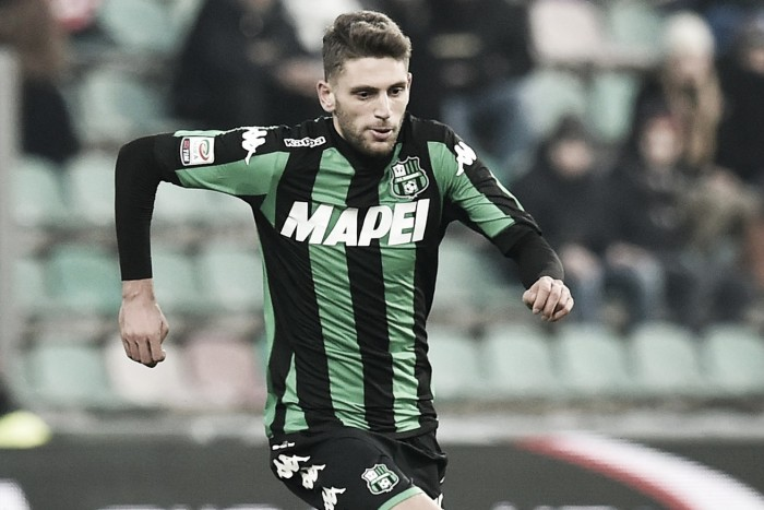 Berardi meeting took place between Juventus and Sassuolo yesterday