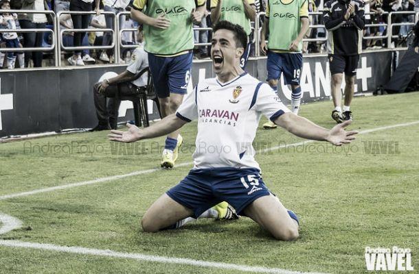 Fotos e imágenes del Real Zaragoza 3-1 UD Las Palmas, 2ª eliminatoria de ascenso a Primera