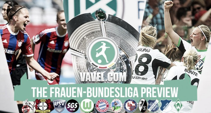Frauen-Bundesliga - Matchday 14 Preview - The clash of the titans