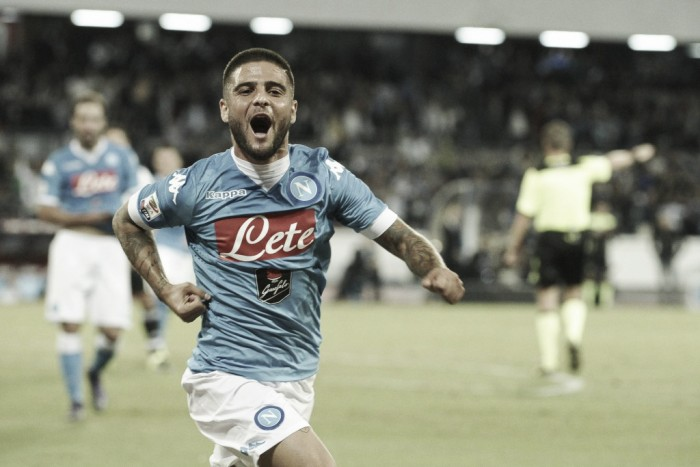 Insigne's agent insists Inter haven't called Insigne personally