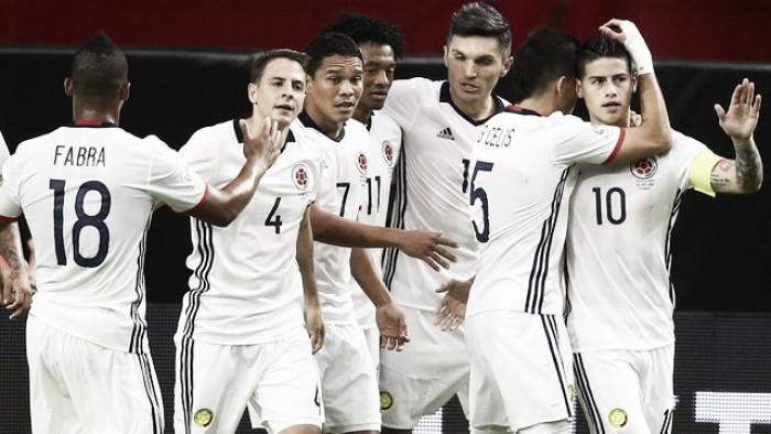 Colômbia vence Estados Unidos e se despede com o terceiro lugar da Copa América Centenário