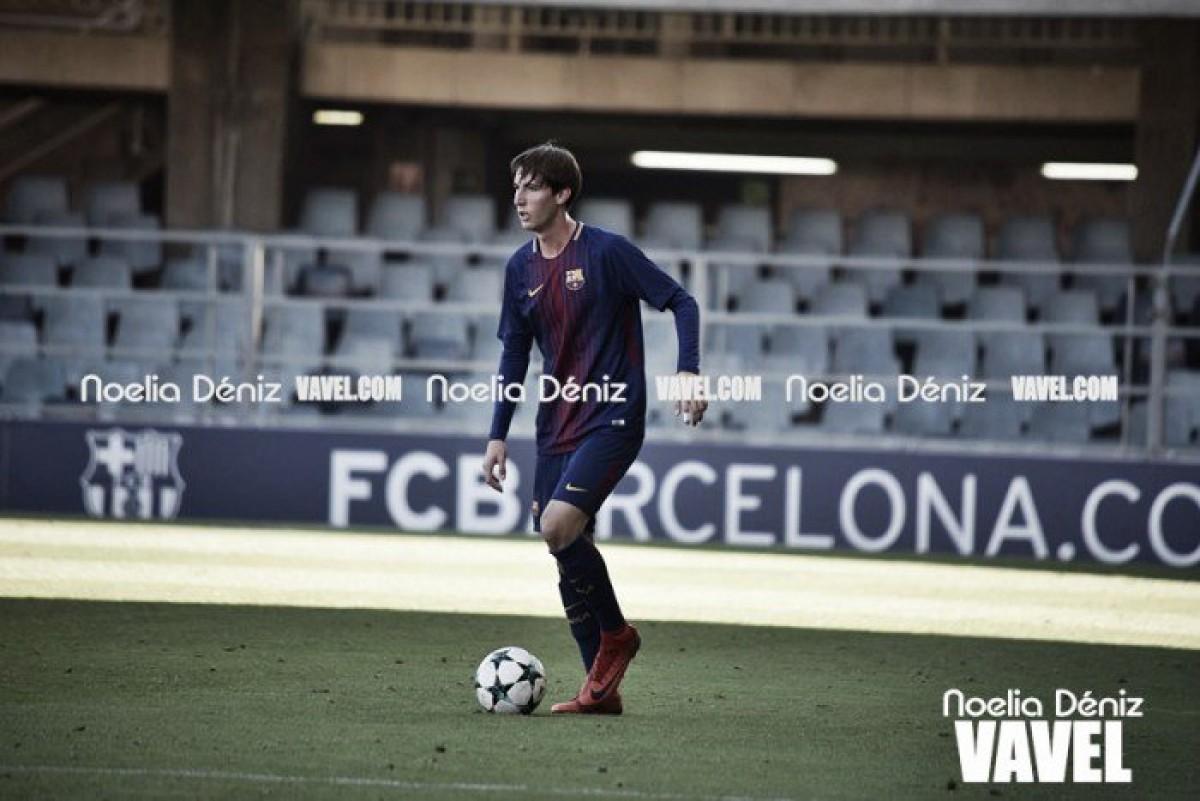 El Barça y Miranda acuerdan su renovación hasta 2021