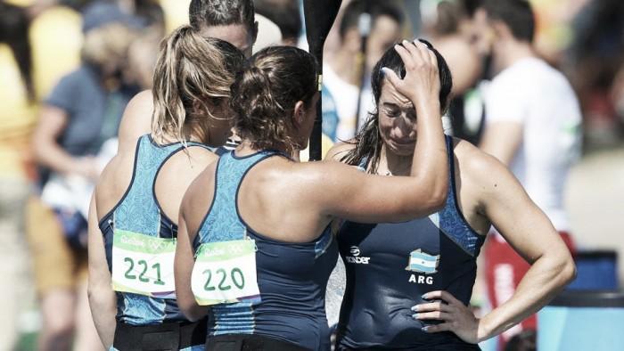 Río 2016: jornada intensa en canotaje