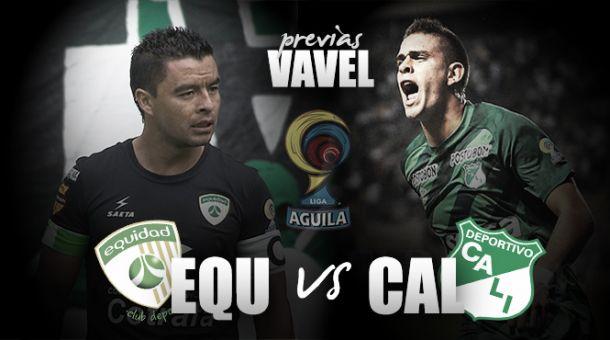 Equidad - Deportivo Cali: recuperar lo perdido