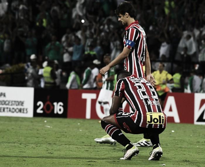 São Paulo foi prejudicado pela arbitragem, mas sua eliminação vai muito além disso