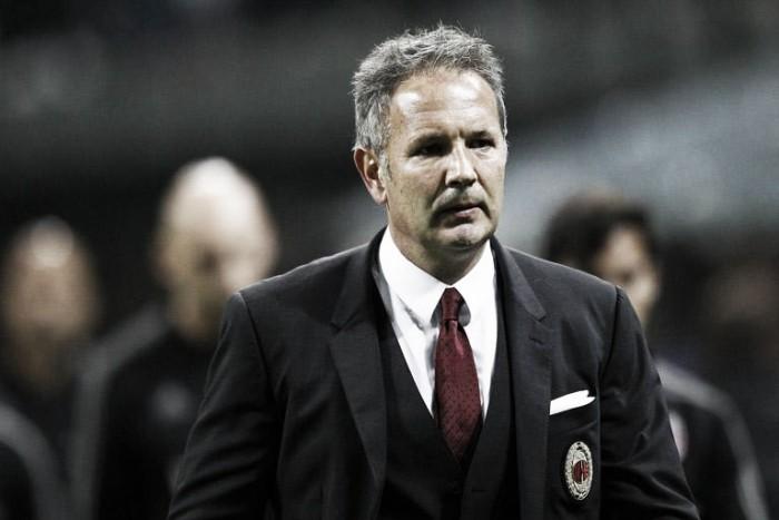 Milan sack Mihajlovic, Brocchi takes over
