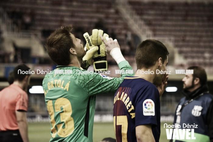 Barça B – Real Valladolid, horario confirmado