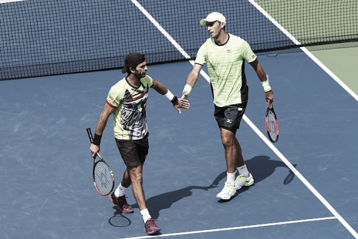 US Open: Rojer/Tecau shock top seeds Kontinen/Peers to make the final