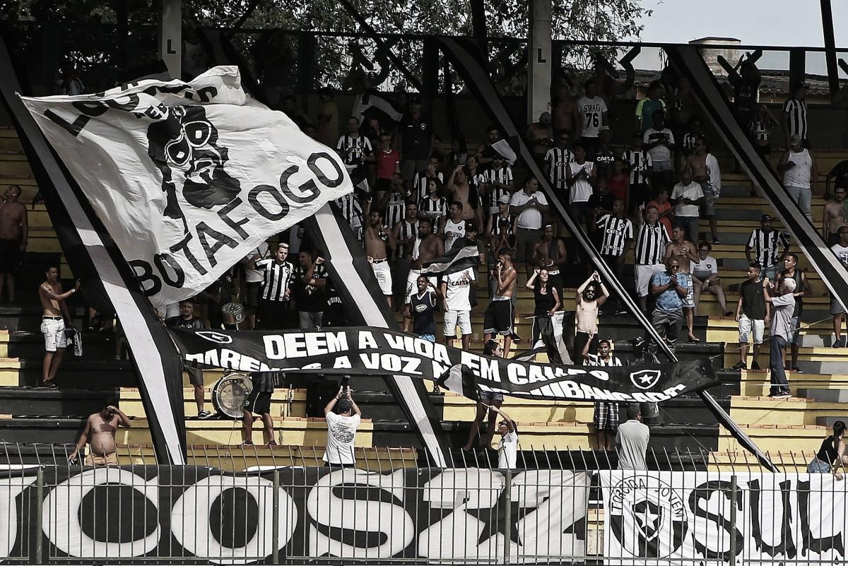 Com promoção para sócios, ingressos para Volta Redonda x Botafogo estão disponíveis