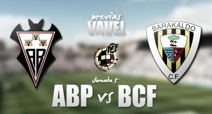 Albacete Balompié SAD - Barakaldo CF: duelo de gallitos en el Belmonte