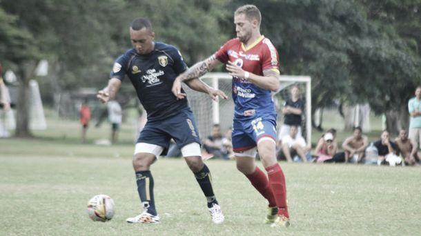 Depor FC estrenó a sus dos nuevas incorporaciones