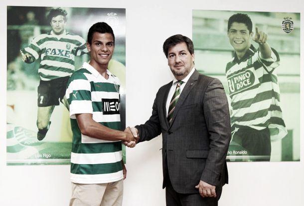 Oficial: André Geraldes no Sporting