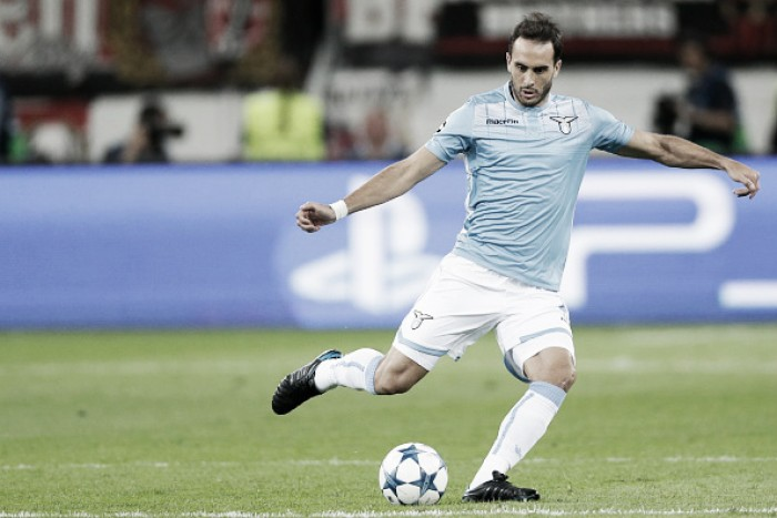 Genoa sign Gentiletti from Lazio