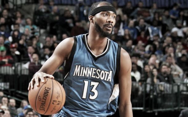 Minnesota traspasa a Corey Brewer a los Rockets