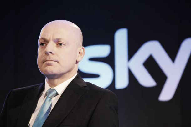 Dave Brailsford prepara un nuevo Sky