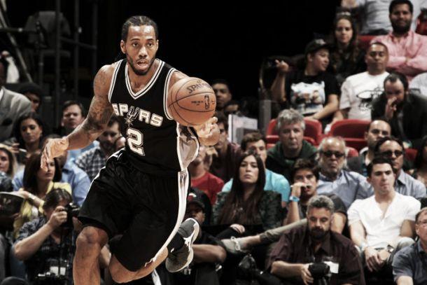 Los Spurs vuelven a salir victoriosos de Miami