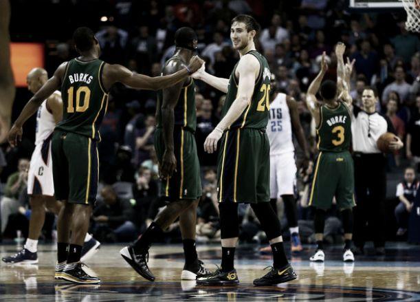 Utah Jazz 2014/2015: a seguir creciendo