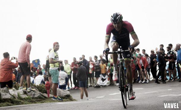 """Przemysław Niemiec: """"Mis objetivos para esta temporada serán el Giro, la Vuelta y la Vuelta a Polonia"""""""