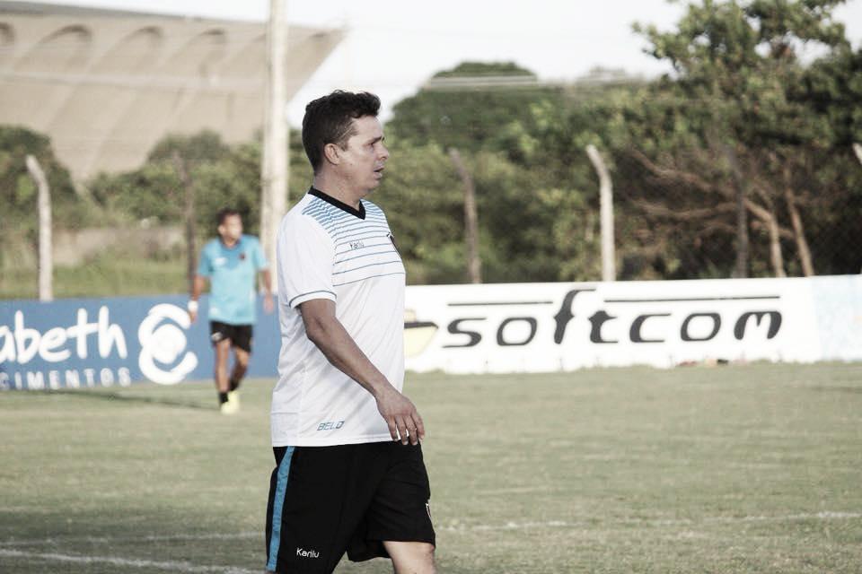 Evaristo Piza planeja utilizar Botafogo-PB alternativo contra o CSP