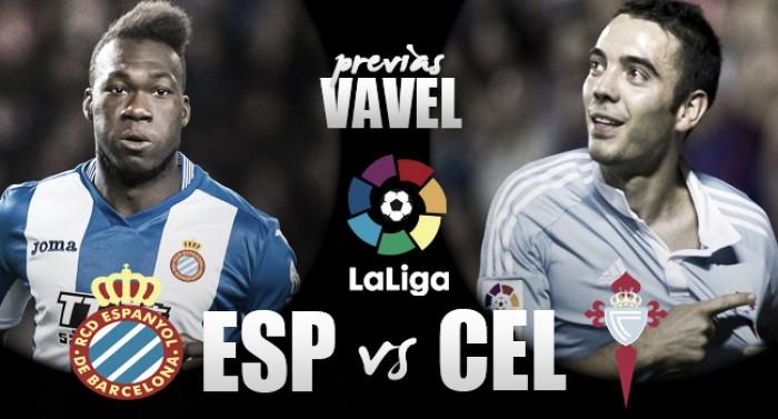 Previa Espanyol - Celta de Vigo: certificar la mejoría