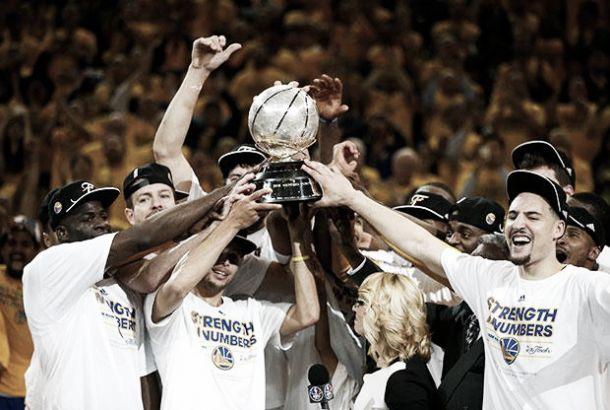 Los Warriors vuelven a la final de la NBA cuarenta años después