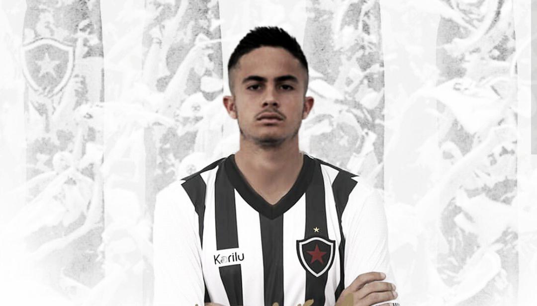 Lucas Ybom deixa Botafogo-PB antes do início do Campeonato Paraibano