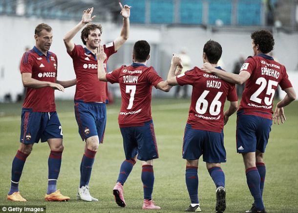 CSKA de Moscú: un fantasma del pasado