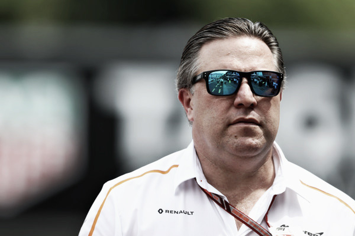 El sueño de Zak Brown de tener un equipo de IndyCar en 2019 podría quedar aparcado por un tiempo