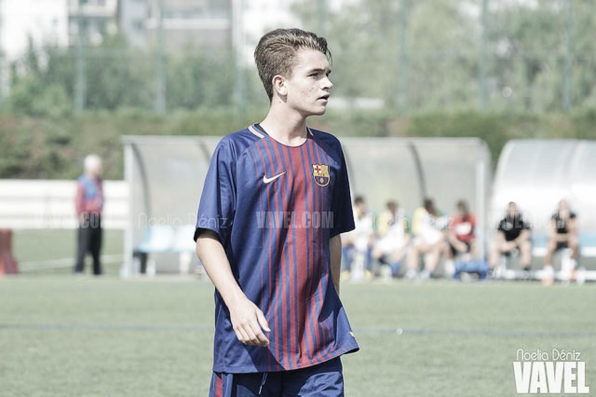 Dominio azulgrana en la convocatoria de la Selección Española Sub-17