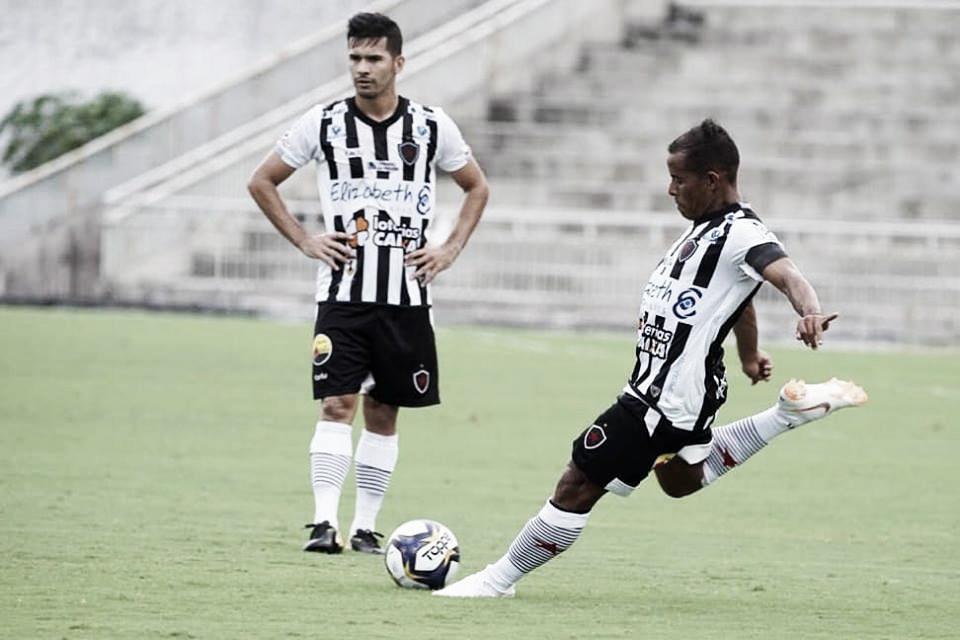 Botafogo-PB recebe a Perilima na abertura do Campeonato Paraibano