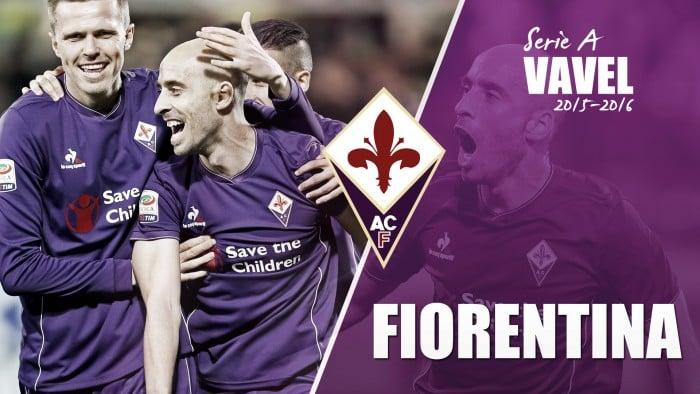 Resumen temporada 2015/16 Fiorentina: curvas, baches y otra vez en Europa