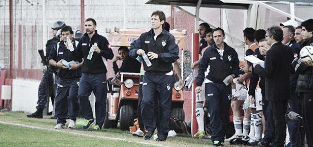 """Facundo Sava: """"Se hizo un gran partido"""""""