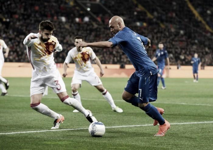"""Simone Zaza: """"Considero el partido ante Alemania como una pequeña venganza personal"""""""