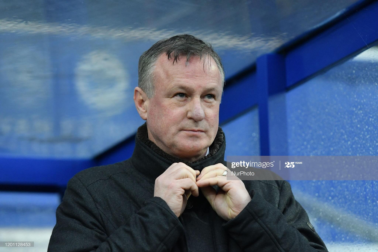 'It's a very important point': Michael O'Neill on Reading draw