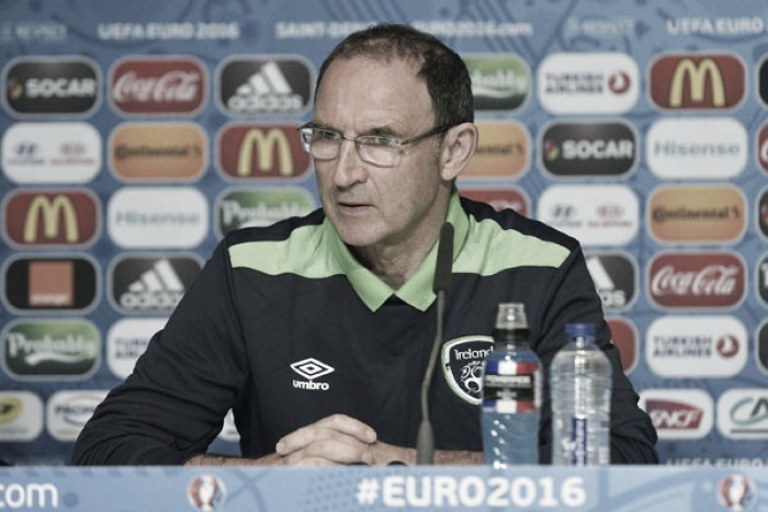 Republic of Ireland manager Martin O'Neill lauds Zlatan Ibrahimovic ahead of Sweden game
