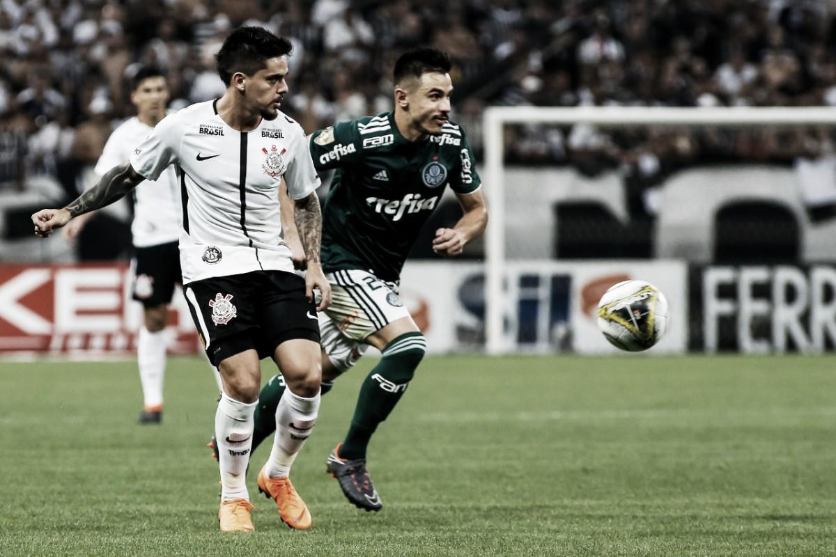 Análise: Corinthians iguala Derby no início e assume postura defensiva em título paulista