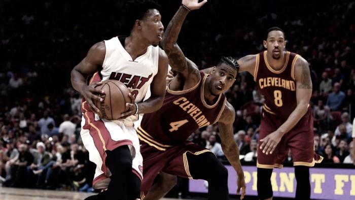 NBA -  Gli Heat sono vivi e battono i Cavaliers dopo un overtime
