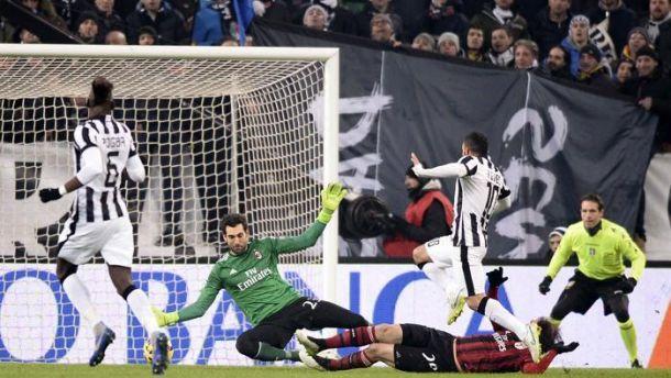 La Juve non si ferma e manda il Milan al tappeto
