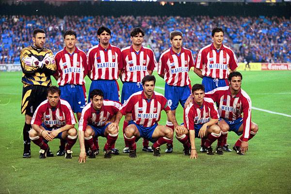 Serial VAVEL Atlético - Barcelona Temporada 95/96